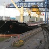 mv Shinyo Integrity unloading coal